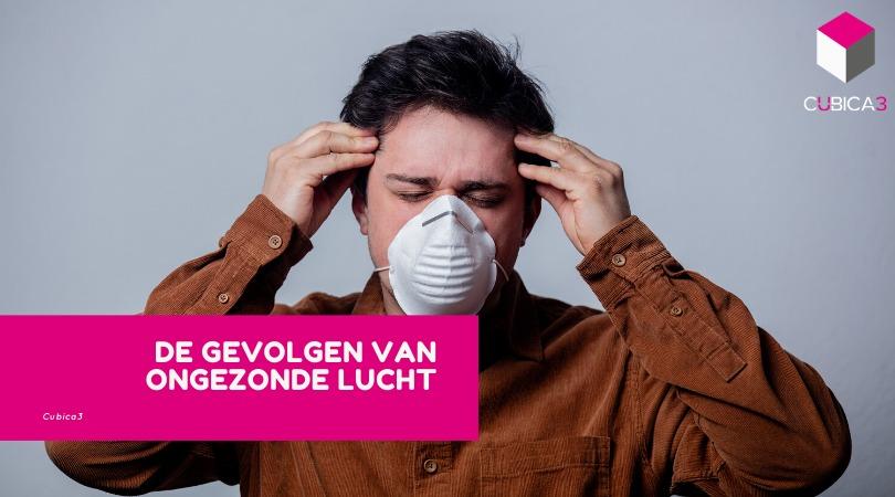 Ongezonde lucht: gevolgen en oplossingen