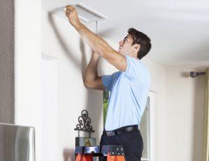 mechanische ventilatie reiniging ventilatierooster schoonmaken