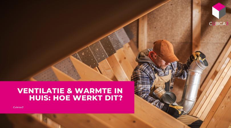 Ventilatie & Warmte In Huis – Hoe werkt dit?