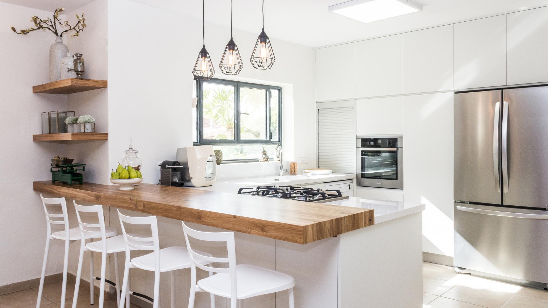 ventilatie in huis keuken